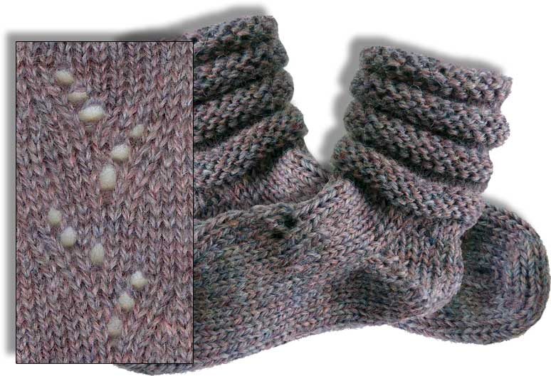 Kids Basic Sock - Foot to Cuff