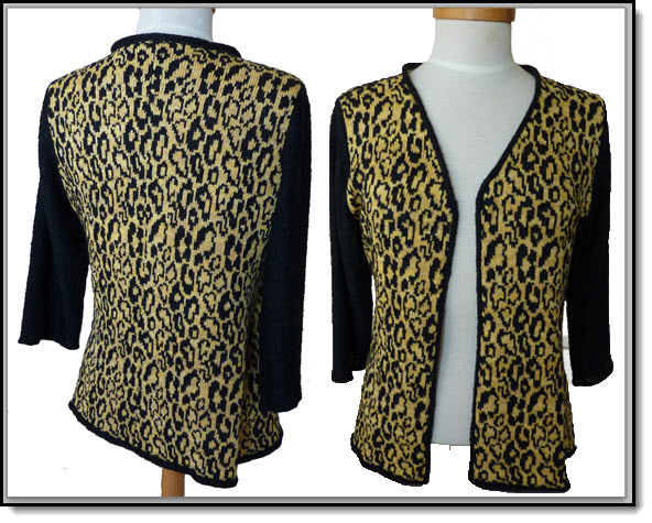 Lady Leopard Plus - Dynamic Pattern