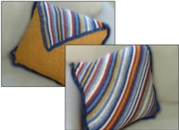 Your Way Diagonal Pillow