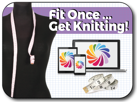 Fit Once ... Get Knitting! Project