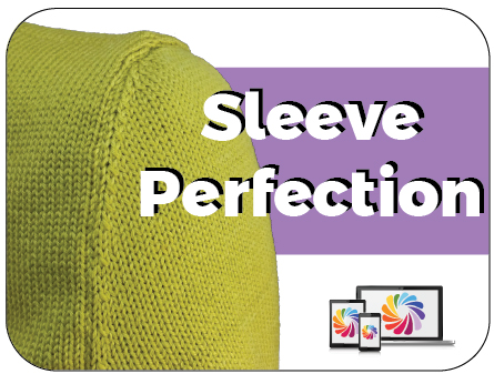 Sleeve Perfection Knit In Now Course