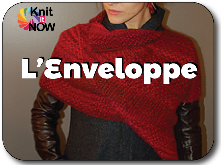 L'Enveloppe Knit In Now Course