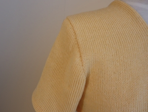Set-in Sleeve Practice - Knit In Now Project