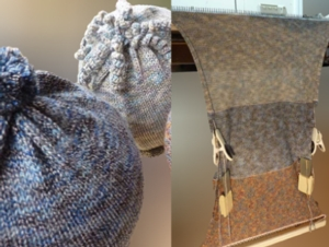 Mile-a-Minute Hats - Knit In Now Project