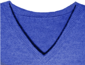 V-Neck Perfection - Knit In Now Project