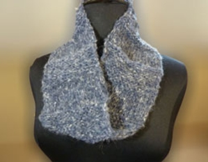 Infinity Scarf Made Easy - Knit In Now Project
