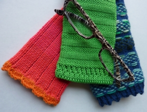 Eyeglass Case - Knit In Now Project