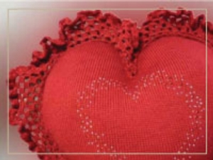 Heavenly Hearts - Knit In Now Project
