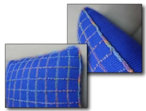 Checkerboard Pillow - Knit In Now Project