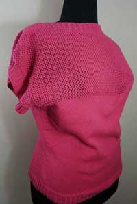 Bateau (Boat) Neck Basics Knit In Now Course