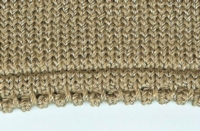 Crochet-Like Edge tutorial for Machine Knitting