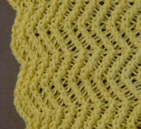 Small Ribber Zigzag (Double Bed) Tutorial for Machine Knitting