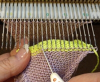 Shoulder Seams Tutroial for Machine Knitting
