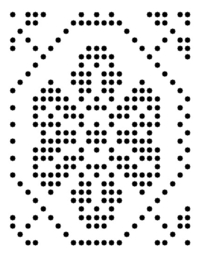 take-a-punchcard-design-scan-it-and-import-into-the-graphic-design-studio-using-the-tools-of-the-graphic-design-studio-edit-the-scan-and-create-a-designaknit-stitch-pattern-ready-to-download-to-your-knitting-machine-br-br-center-b-tools-techniques-used-b-center-table-align-center-tr-td-graphic-design-studio-br-stitch-design-section-br-zooming-br-scanning-td-td-width-p-p-td-td-grid-settings-br-woolbox-br-knitting-method-br-stitch-pattern-repeats-td-tr-table Challenge