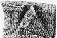 Basic RibberTechniques - Half Tubular Knitting Tutroial for Machine Knitting