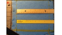 Accurate Gauge Measurement Tutorial for Machine Knitting