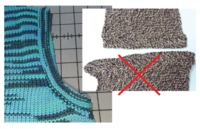 Calculating Armhole Bands Tutorial for Machine Knitting