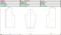 Overview of Garment Designer Tutroial for Machine Knitting