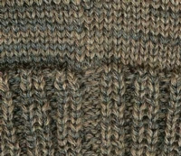 Seaming Ribbing - Plan Ahead! tutorial for Machine Knitting