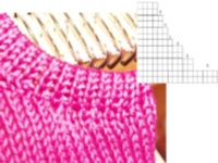Compare Shaping Methods tutorial for Machine Knitting
