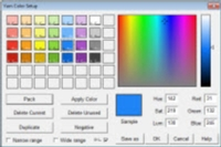 Stitch Designer Palettes - Yarn Color Palette tutorial for Machine Knitting
