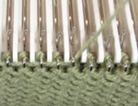 Fixing Mistakes - Speed Ripping Tutroial for Machine Knitting