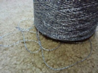 Tips for Slippery Yarn Tutroial for Machine Knitting