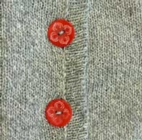 In-the-ditch Buttonholes Tutorial for Machine Knitting