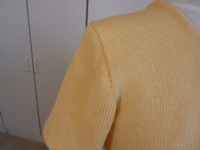 Set In Sleeve Perfection Tutroial for Machine Knitting
