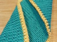 Double Bed Bind Off Tutorial for Machine Knitting