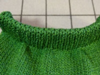 Easy Waistbands Tutorial for Machine Knitting
