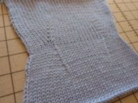 Vertical Darts Tutorial for Machine Knitting