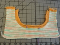 Neckline Shaping Perfection Tutorial for Machine Knitting