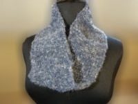 Infinity Scarf Made Easy Tutorial for Machine Knitting