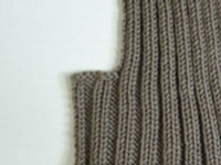 2x2 Ribbing Edge Bind Off Tutorial for Machine Knitting