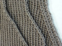 Full Needle Rib Decreases Tutorial for Machine Knitting