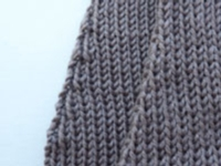 1x1 Ribbing Decrease Techniques Tutorial for Machine Knitting