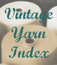 Vintage Yarn Index Tutorial for Machine Knitting