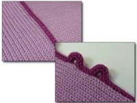 Designer I-Cord Seams and Edges Tutorial for Machine Knitting