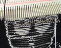 Hybrid Intarsia - Method 1 Tutorial for Machine Knitting
