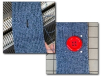 Vertical Buttonholes Tutorial for Machine Knitting