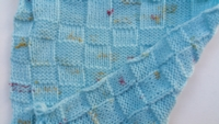 Checkerboard Stitch Pattern Tutorial for Machine Knitting