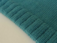 Mock Ribbing How To tutorial for Machine Knitting