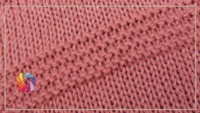 Replay: Garter Stitch on the Machine Tutorial for Machine Knitting
