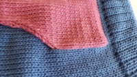 Kangaroo Pocket tutorial for Machine Knitting
