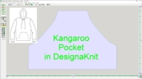 DAK: Kangaroo Pocket Tutorial for Machine Knitting