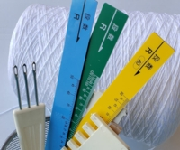 Using Gauge Rulers Tutorial for Machine Knitting