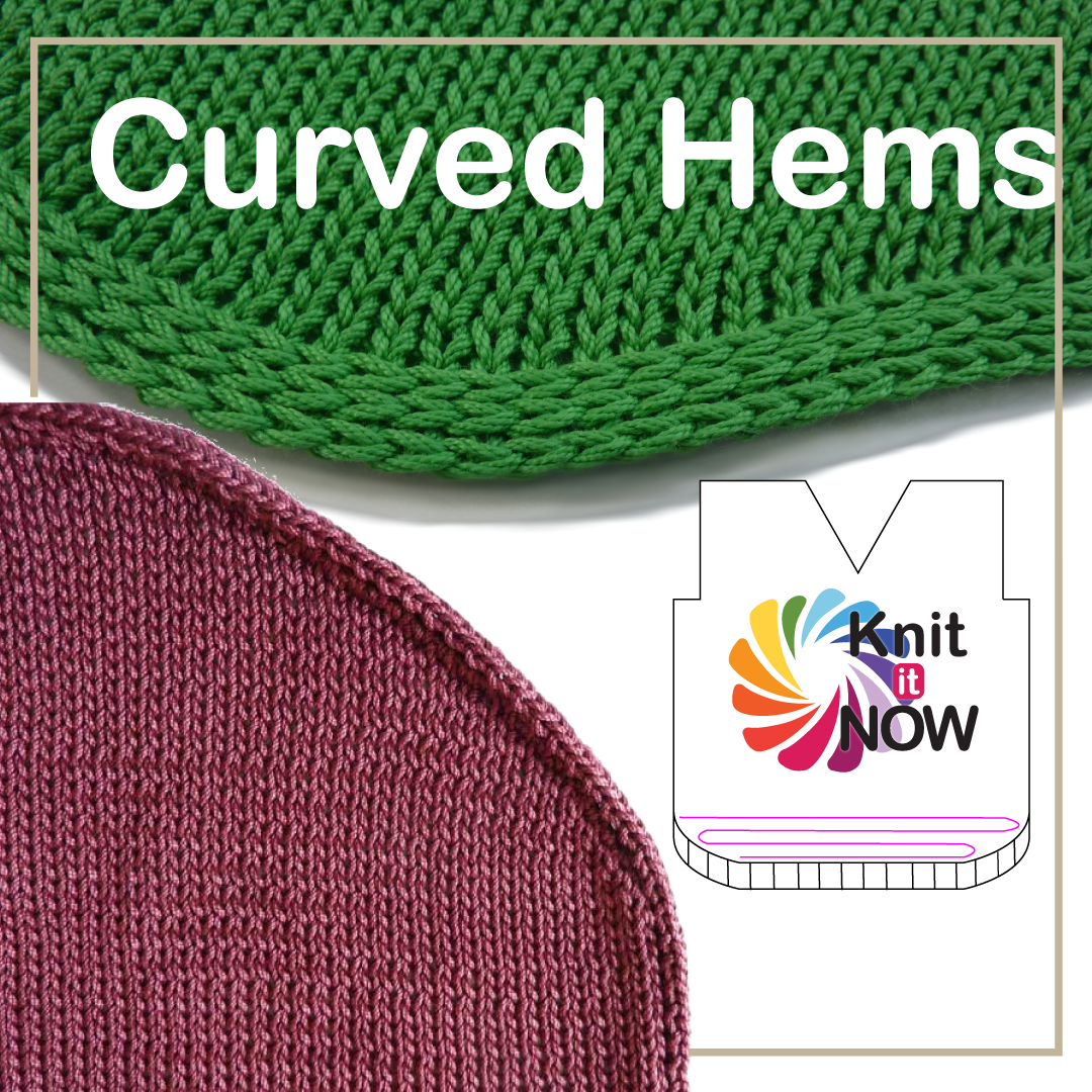 Curved Hems Knit In Now Series