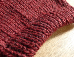 Ribbing without a Ribber Knit In Now Series