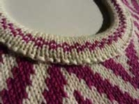 Round Neckline Practice Knit In Now Series